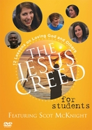 The Jesus Creed for Students: DVD