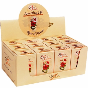 12 units - Rose of Sharon Anointing Oil