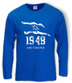 1948 and Forever Long Sleeve T-Shirt