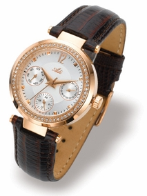 3178-5 - Brown - Trendy young Watch