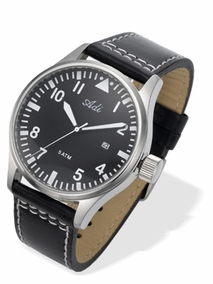 3332 - black classic men watch