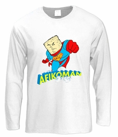 Afikoman Long Sleeve T-Shirt