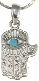Against Evil Eye Necklace