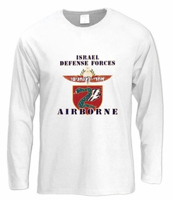 Airborne Paratroopers Long Sleeve T-Shirt