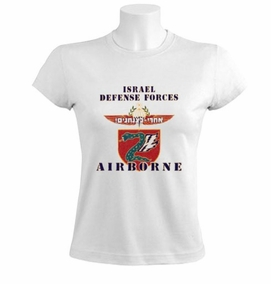 Airborne Paratroopers Women T-Shirt