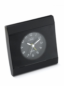Alarm clock in black frame - 2052