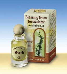 Anointing Oil  from the Holy Land