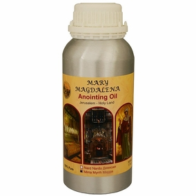 Anointing Oil with Mary Magdalena Myrrh - 500ml