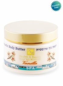 Aromatic Body Butter Vanilla