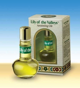 Bible Gift - Jerusalem Anointing Oil Flask