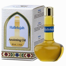 Biblical Gift - Helleluya Anointing Oil