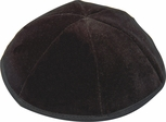 Black Kippah Collection