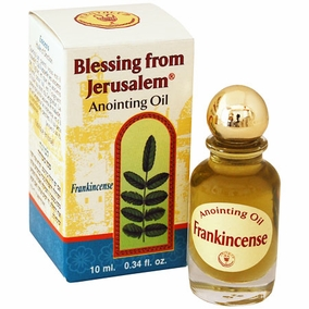 Blessing from Jerusalem Anointing Oil - Frankincense