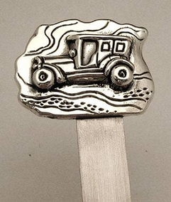 Car Bookmark