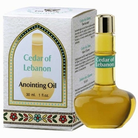 Cedar Lebanon Anointing Oil 30 ml. - 1 fl.oz.