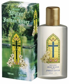 Christian Gift - Jordon River Water
