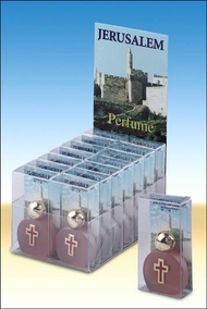 Christian Perfume from Jerusalem