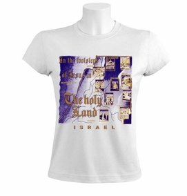Christian sites in the holyland Women T-Shirt