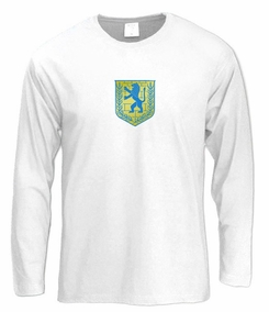 City of Jerusalem Coat of arms Crest Long Sleeve T-Shirt