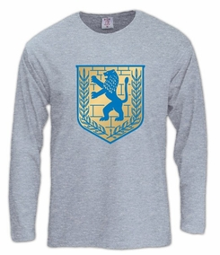 City of Jerusalem Coat of arms Long Sleeve T-Shirt