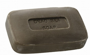 Dead Sea Black Mud Soap