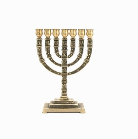 Decorative Menorah1