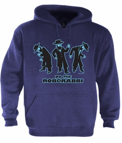 Do the RoboRabbi Hoodie