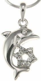 Dolphine Necklace