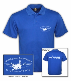 Dry-Fit Anti Terror Shooting Instructor Polo Shirt