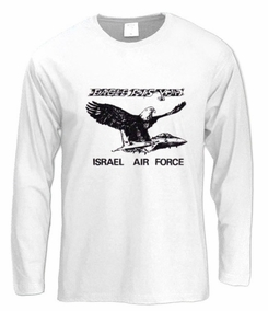 Eagle F-15 Long Sleeve T-Shirt