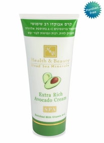 Extra Rich Avocado Cream