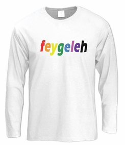 Feygeleh Long Sleeve T-Shirt
