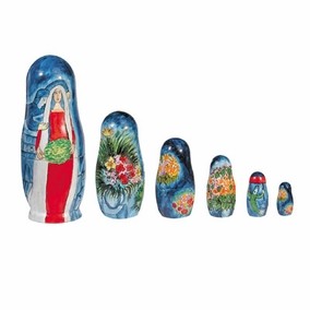 Figures Babushka (Nesting Dolls) CAT# BB- 2