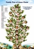 Family Tree of Jesus - FREE SHIPPING
