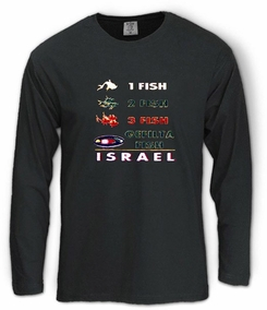 Gefilte Fish Long Sleeve T-Shirt