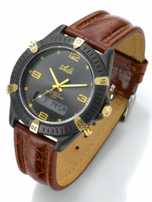 Gent's analog-digital watch - 421