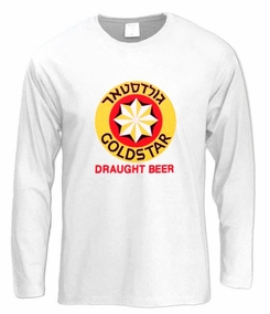 Goldstar Beer Long Sleeve T-Shirt