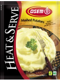 HEAT&SERVE Potato Puree Kpsv 130g