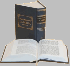 Hebrew Bible with Spanish Translation - Books