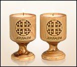 Holy Land Candlesticks
