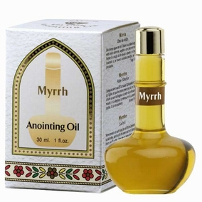 Holy Land Gift -Scented Anointing Oil