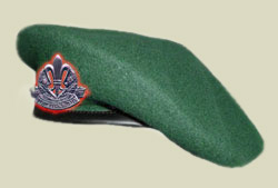 IDF Intelligence Beret