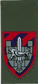 IDF Military Police Central Command