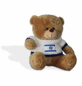 Israel Teddy Bear