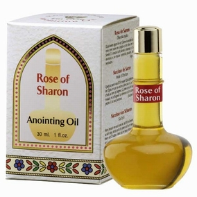 Jerusalem Anointing Oil  from the Holy Land