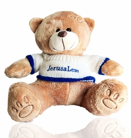 Jerusalem Teddy Bear