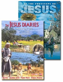 Jesus Diaries & Footsteps of Jesus Movie