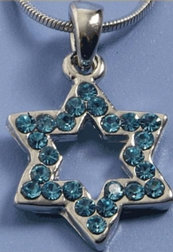Jewish Mysticism Necklace
