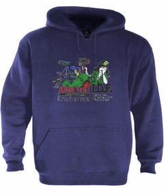 Join The IDF Hoodie