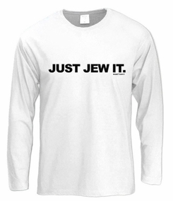 Just Jew It Long Sleeve T-Shirt